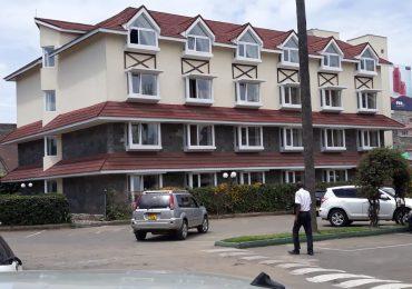 Midland Hotel, Nakuru
