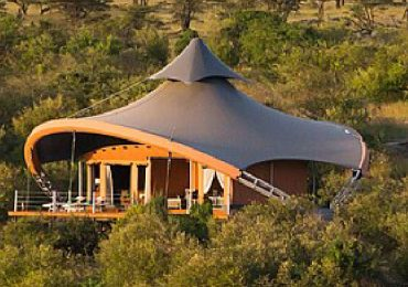 Mahali Mzuri Hotel, Masai Mara