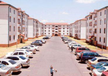 NSSF Nyayo Estate, Embakasi