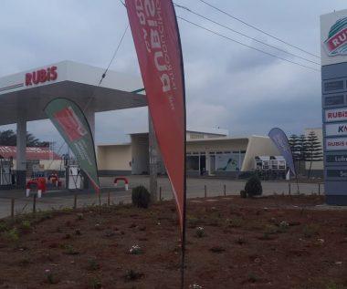 Ruiru Gulf Petrol Station